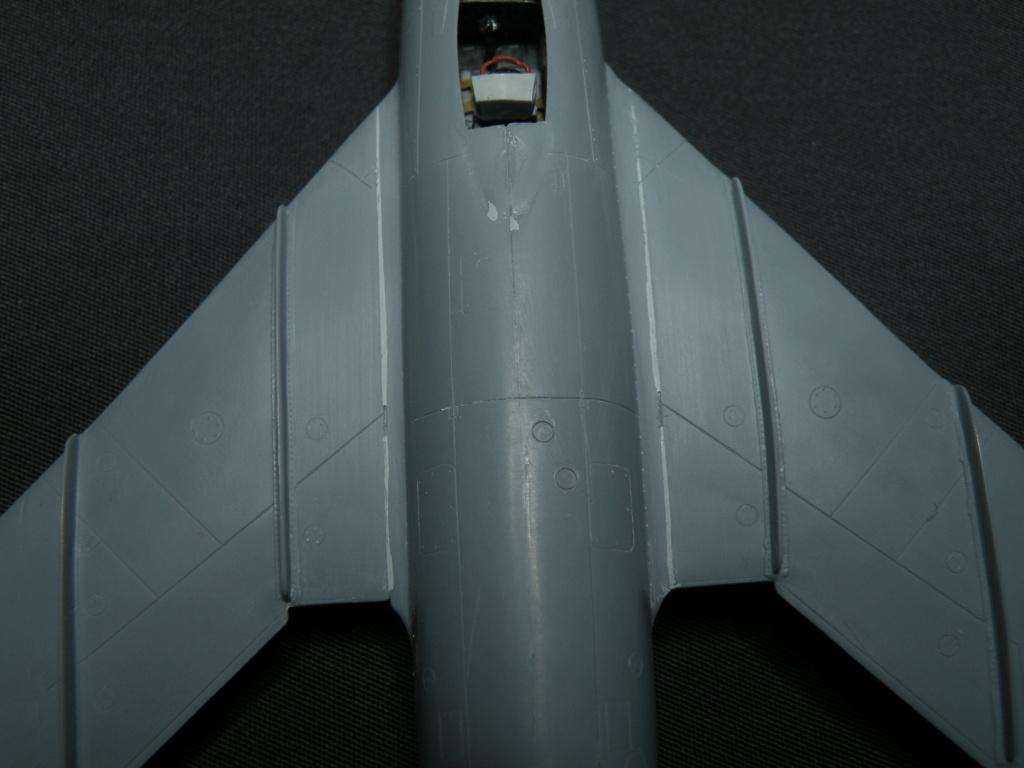 [AZmodel 7329] MiG-17 F fresco Dscn8919