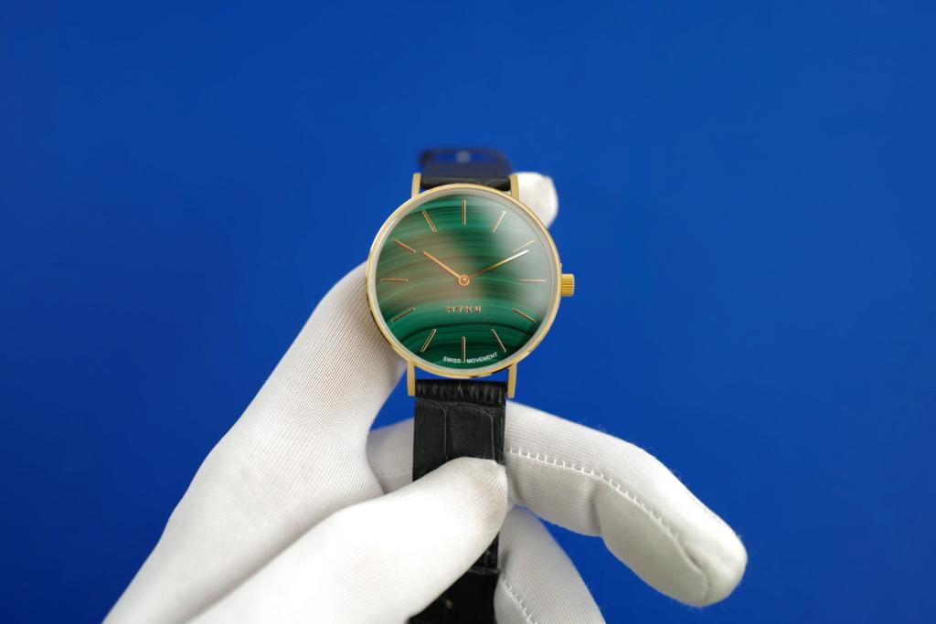 MYKU, des montres montées avec de pierre semi précieuse L1020710