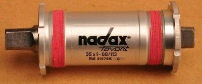 Boitier de pédalier NADAX Favorit Nadaxf11