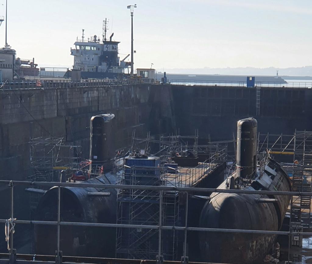 [Autre sujet Marine Nationale] Démantèlement, déconstruction des navires - TOME 2 - Page 9 2020-112