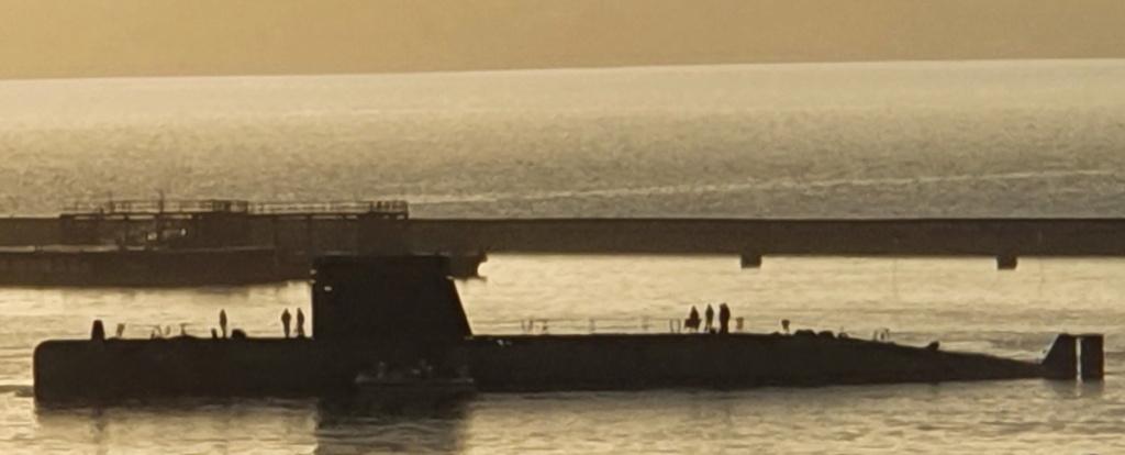 [Les ports militaires de métropole] Port de BREST - TOME 3 - Page 22 Sm0110