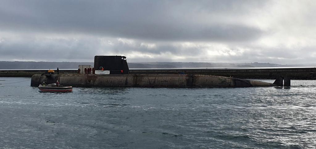 [Les ports militaires de métropole] Port de BREST - TOME 3 - Page 22 Sm0210
