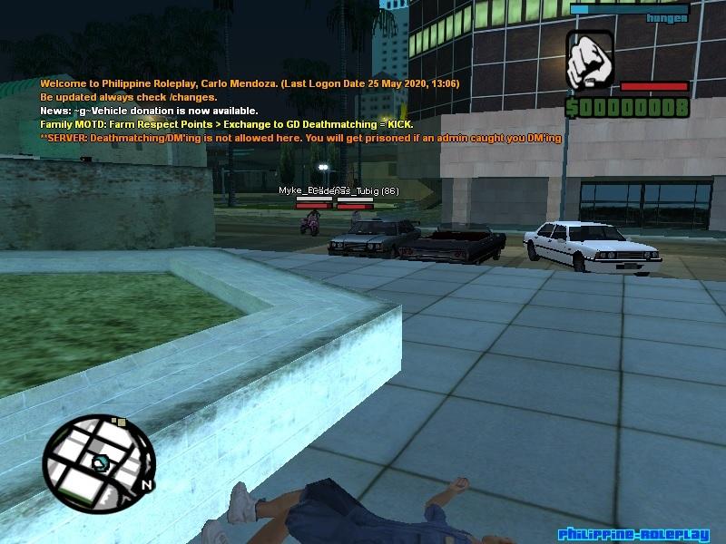 DM. shot me to death. Dm11