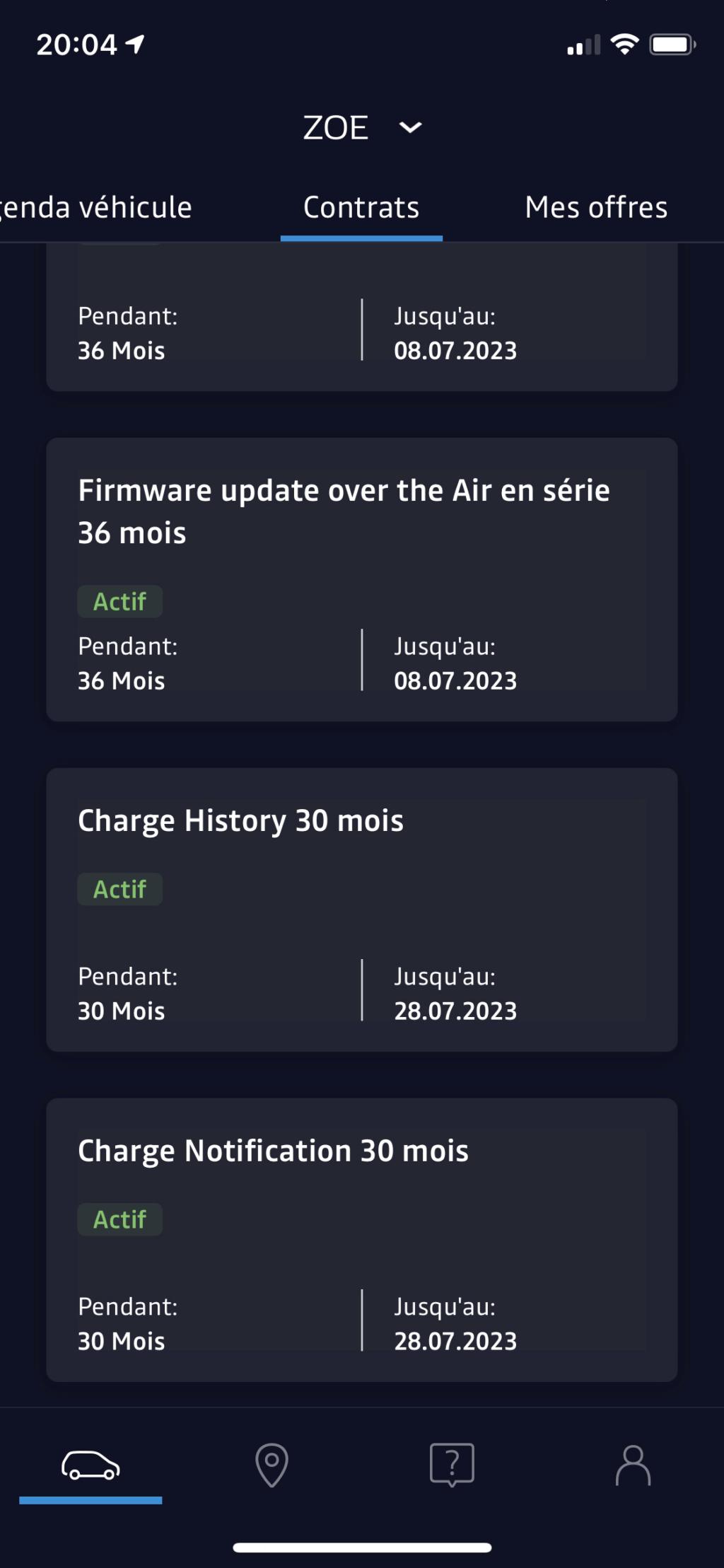 """Nouveau : """"charge notification"""" et """"charge history"""" - Page 2 61a1de10"""