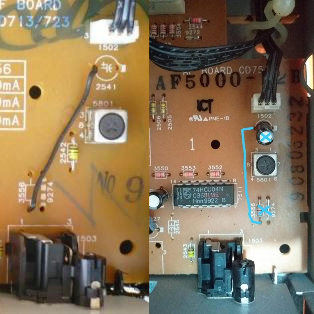 Tweaking di Marantz CD4000, CD5000, Philips CD753 - Pagina 3 Img-2012