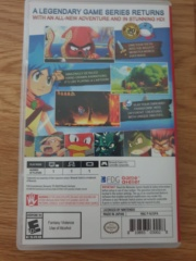 [Découverte] Monster Boy And The Cursed Kingdom 20200813