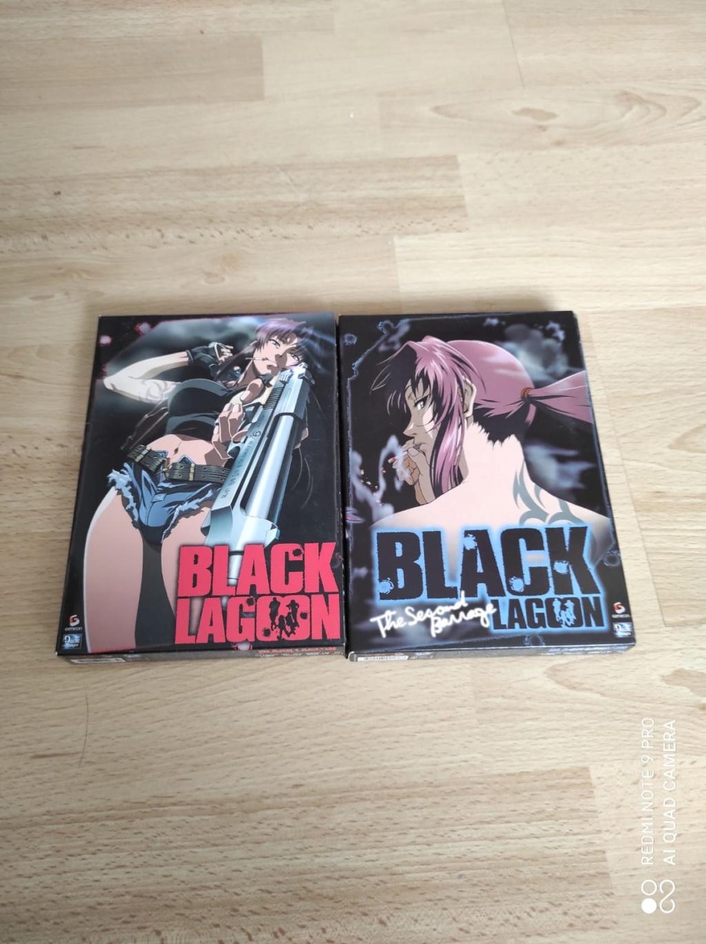 [VDS] Plusieurs lots dont intégrales séries tv/animes/dessins animes en dvd ou blu ray (voir descriptios) Black_10