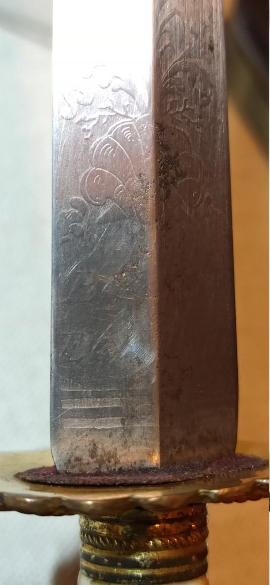 Dague Marine Francaise 16126310