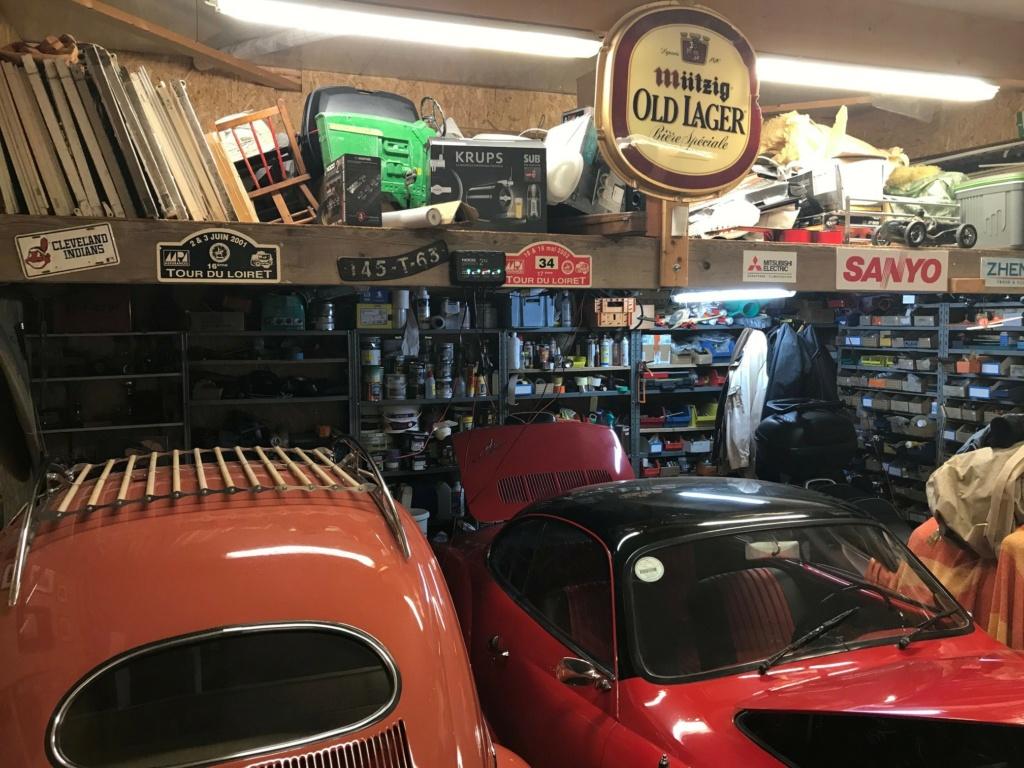 Nouvel arrivant sur votre forum Garage10