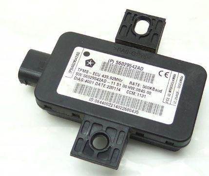 Sensor TPMS ativação 23-23-10