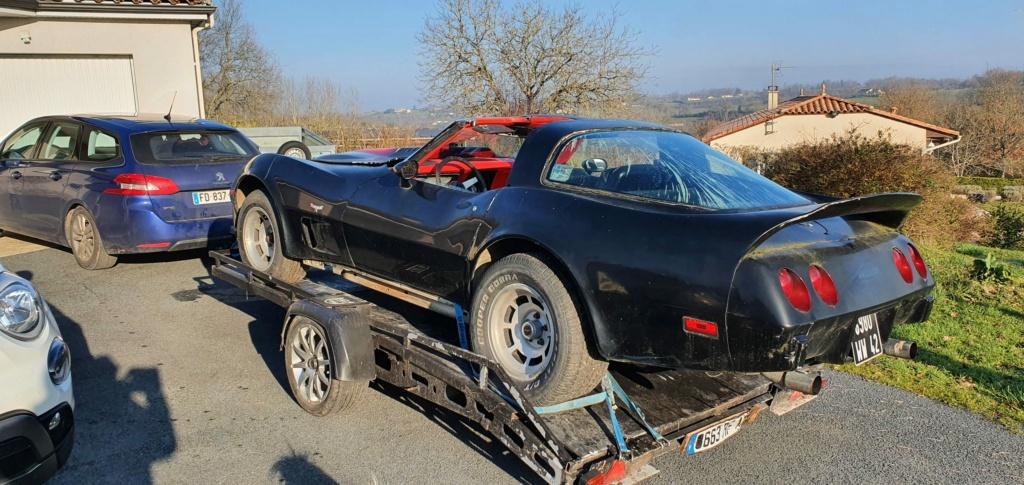 Corvette C3 1979  20210111