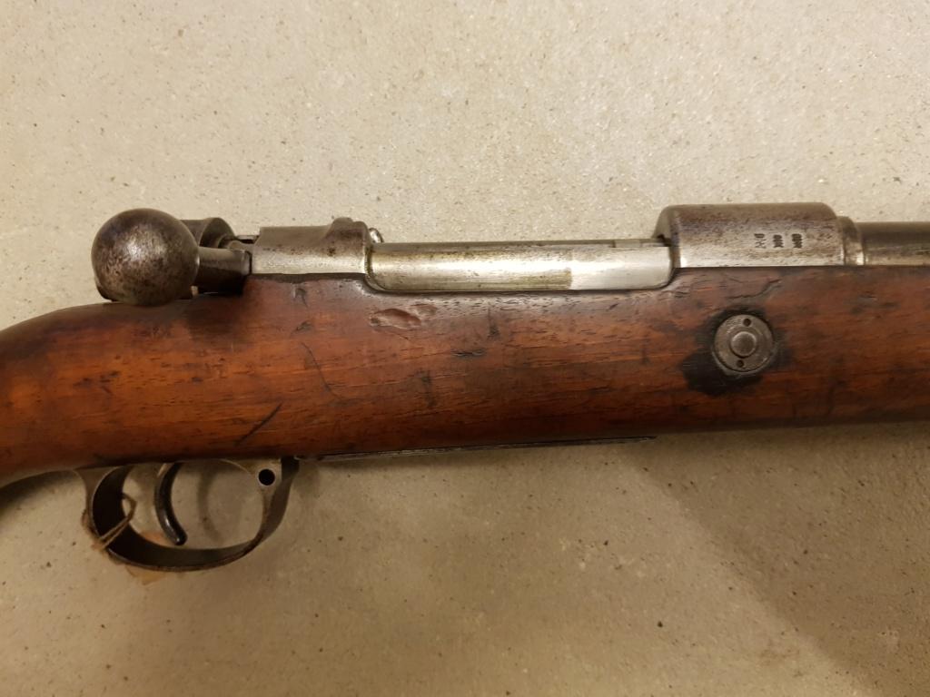 Présentation Gewehr 98 Danzig 20210210