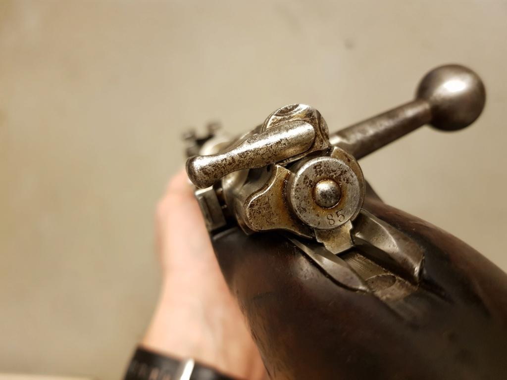 Présentation Gewehr 98 Danzig 20210220