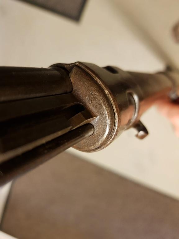 Présentation Gewehr 98 Danzig 20210223