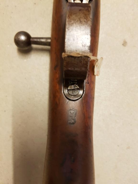 Présentation Gewehr 98 Danzig 20210225