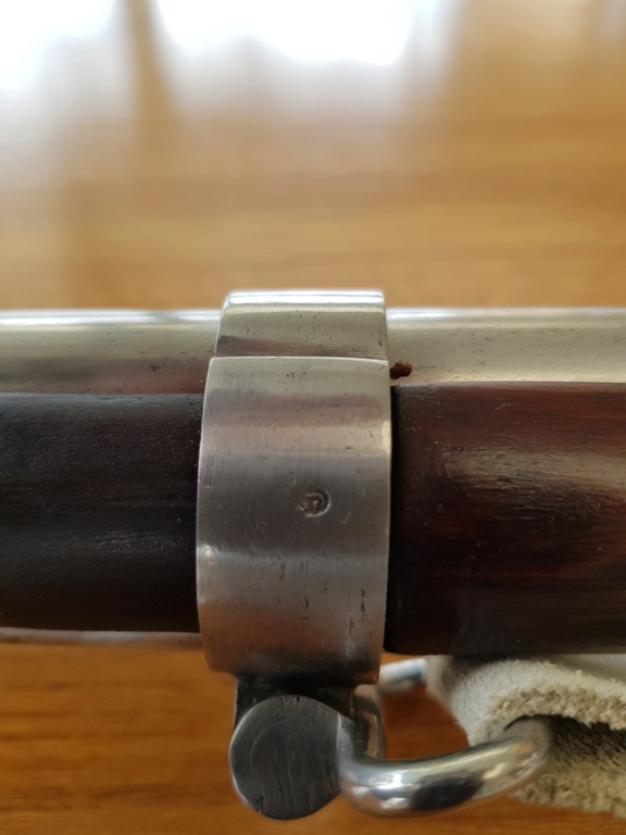 Présentation d'un Fusil 1777 corrigé AN IX 20210326