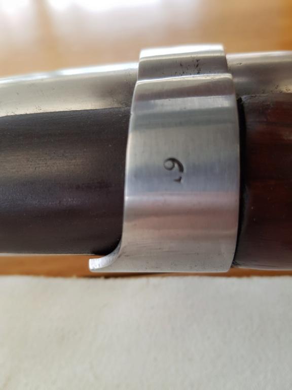 Présentation d'un Fusil 1777 corrigé AN IX 20210327