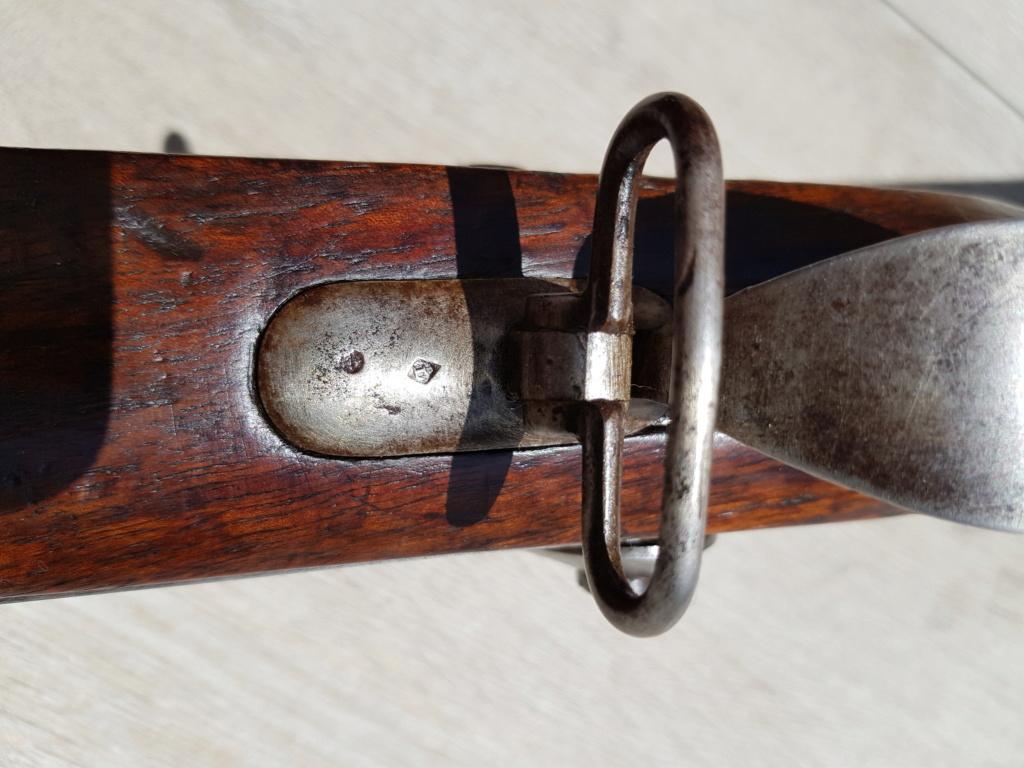 Présentation d'un fusil 1822 T bis 20210569