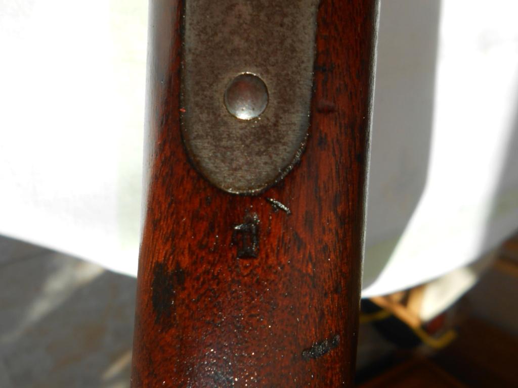 Présentation d'un fusil Remington Block 1901/15 EN 8mm Lebel Dscn1223