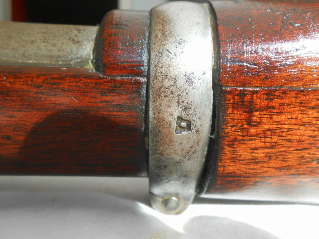 Présentation d'un fusil Remington Block 1901/15 EN 8mm Lebel Dscn1227