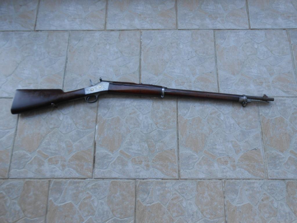 Présentation d'un fusil Remington Block 1901/15 EN 8mm Lebel Dscn1410