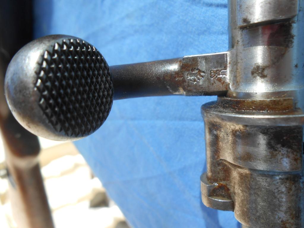 Présentation d'un Kar 98 AZ un peu particulier... Dscn1727