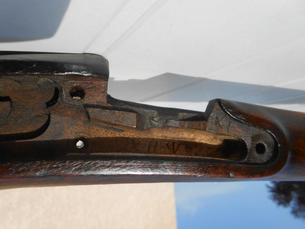 Présentation d'un fusil 1822 T bis Dscn1757