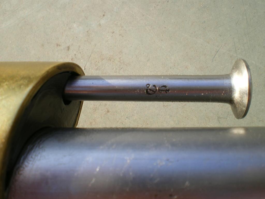 Présentation d'un pistolet de cavalerie AN XIII Imgp0128
