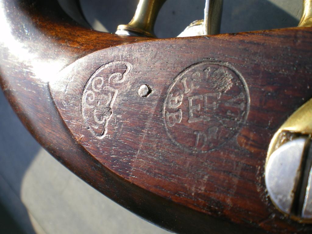 Présentation d'un pistolet de cavalerie AN XIII Imgp0130
