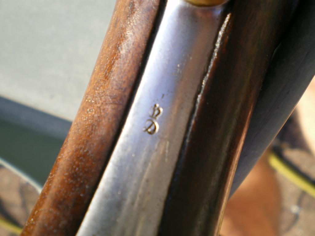 Présentation d'un pistolet de cavalerie AN XIII Imgp0131