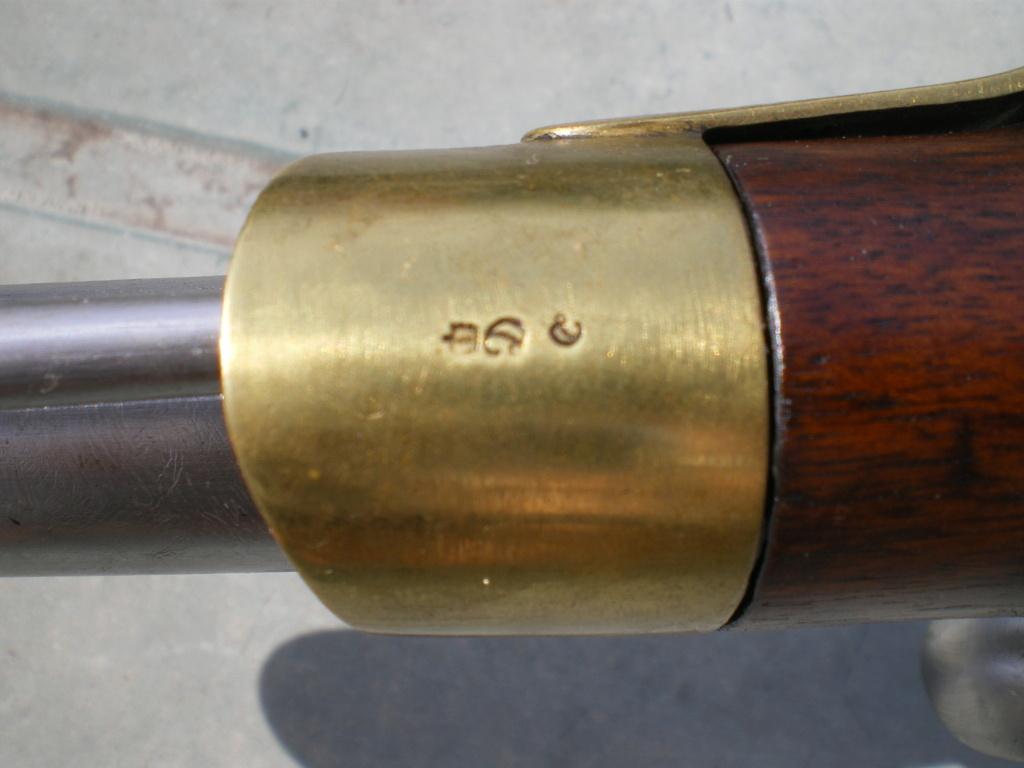 Présentation d'un pistolet de cavalerie AN XIII Imgp0134