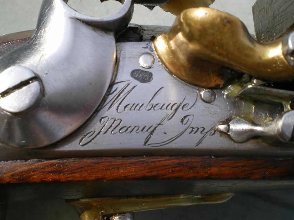 Présentation d'un pistolet de cavalerie AN XIII Imgp0136