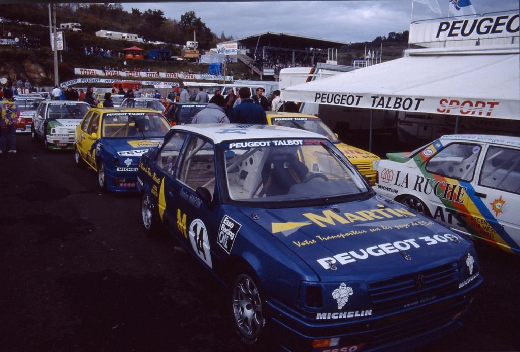 Réplique 205 rallye Inter clubs PTS 02011