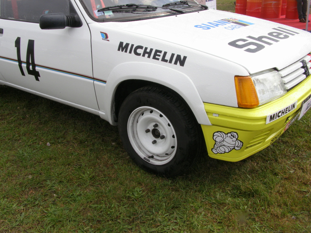 Réplique 205 rallye Inter clubs PTS 02311