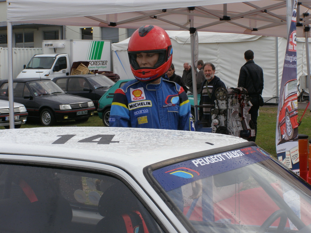 Réplique 205 rallye Inter clubs PTS 03011
