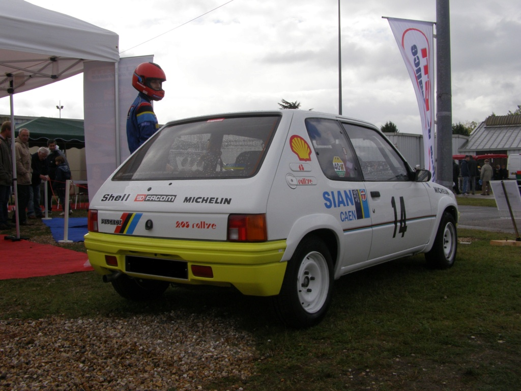 Réplique 205 rallye Inter clubs PTS 04210