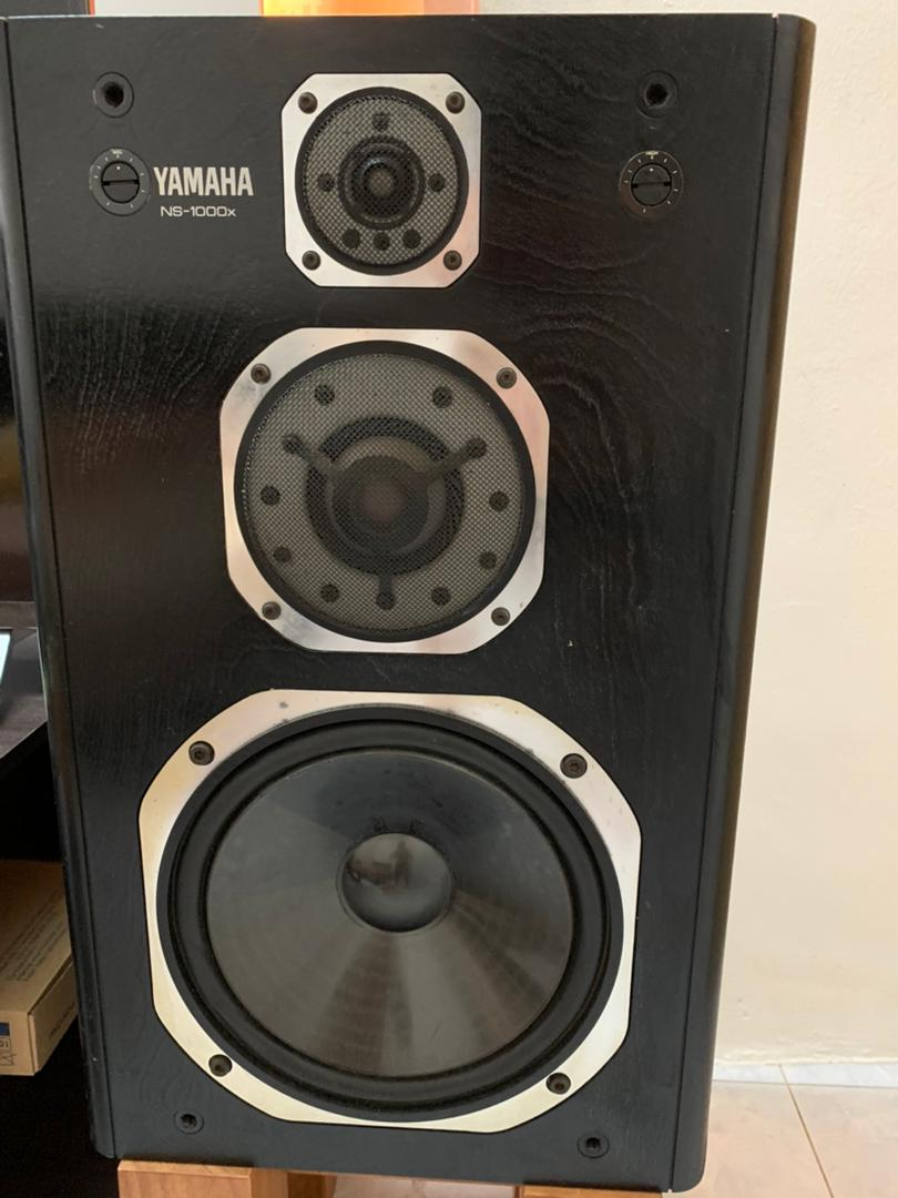 Yamaha NS1000X Speakers (Sold) Ns1k_111