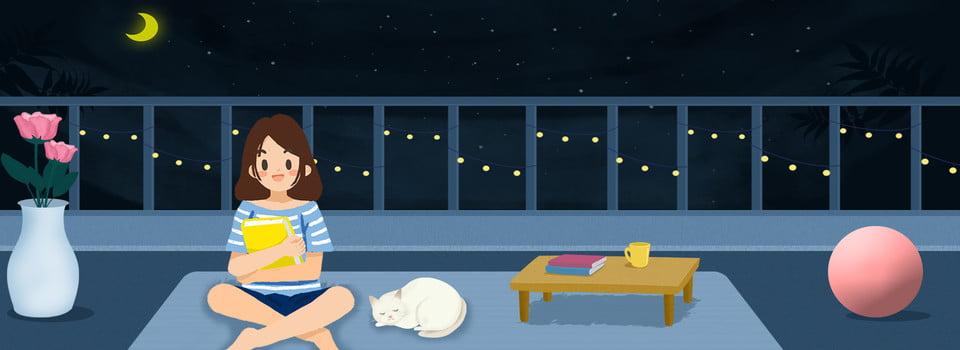 Ночь на крыше )( стих. Pngtre10