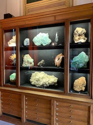 J'ai fais le musée de Minéralogie à Paris Img_2710