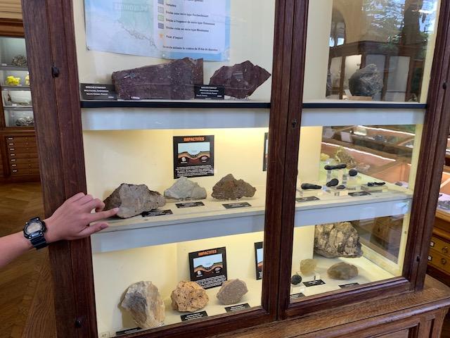 J'ai fais le musée de Minéralogie à Paris Img_2810