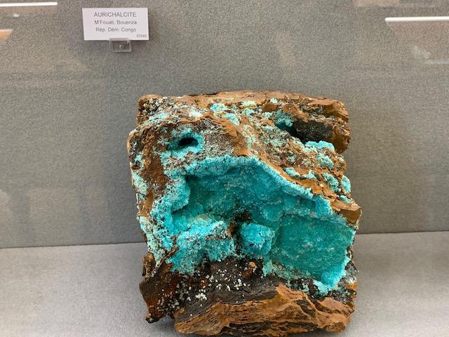 J'ai fais le musée de Minéralogie à Paris Img_2821