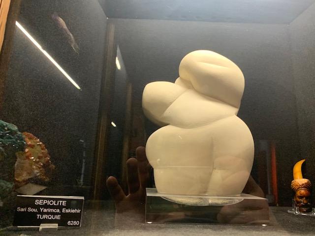 J'ai fais le musée de Minéralogie à Paris Img_2910