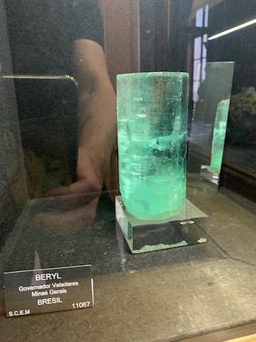 J'ai fais le musée de Minéralogie à Paris Img_2911