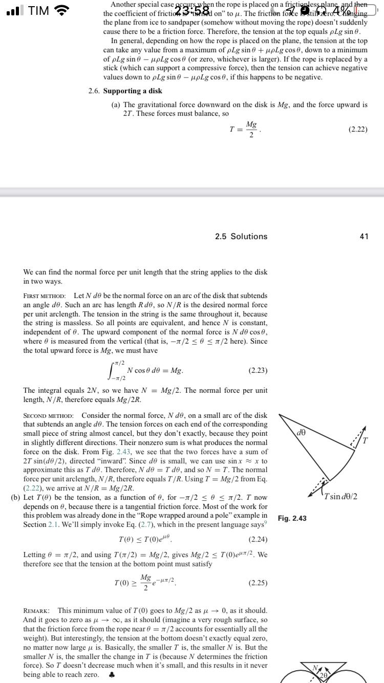 Problema 2.6 (Estática )do David Morin 0bfd6910