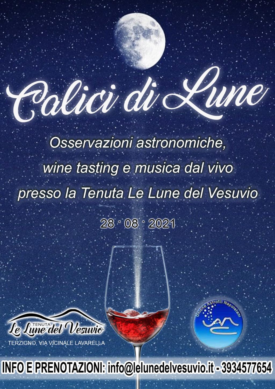 Calici di Lune - Evento gAstronomico Calici10