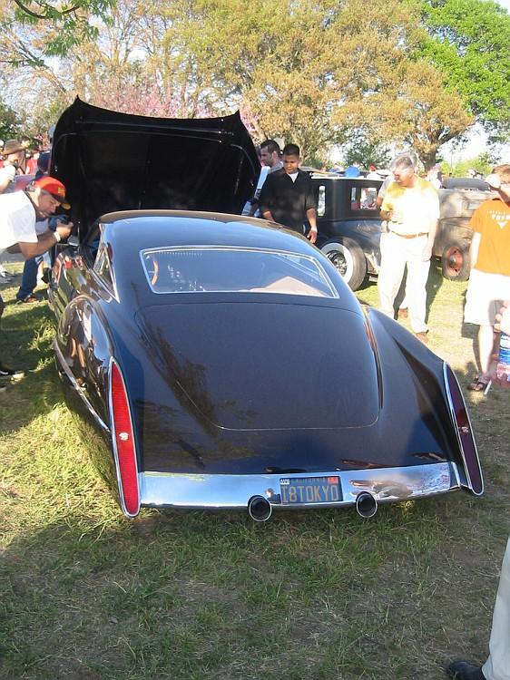 Hot Rod Célebres : 1948 CadZZilla 31036310