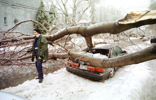 Hivers au Quebec , fait froid a -20C sans chauffage 78224910