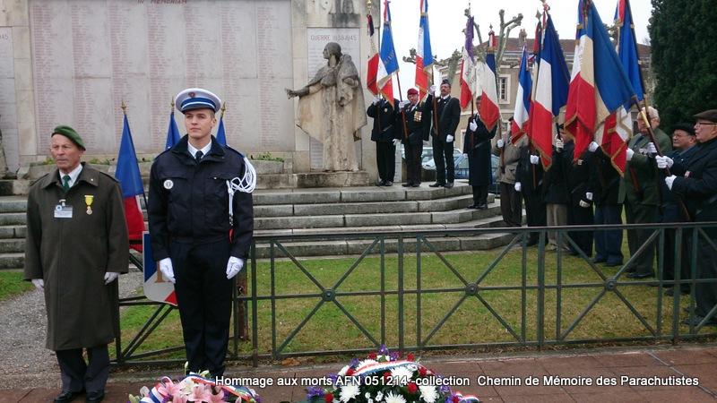 Les cérémonies du 5 décembre à PARIS, pour l'hommage aux morts de la guerre d'ALGERIE et des combats du MAROC et de TUNISIE 02-dsc10