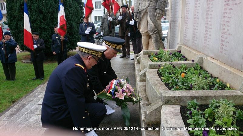 Les cérémonies du 5 décembre à PARIS, pour l'hommage aux morts de la guerre d'ALGERIE et des combats du MAROC et de TUNISIE 04-dsc10