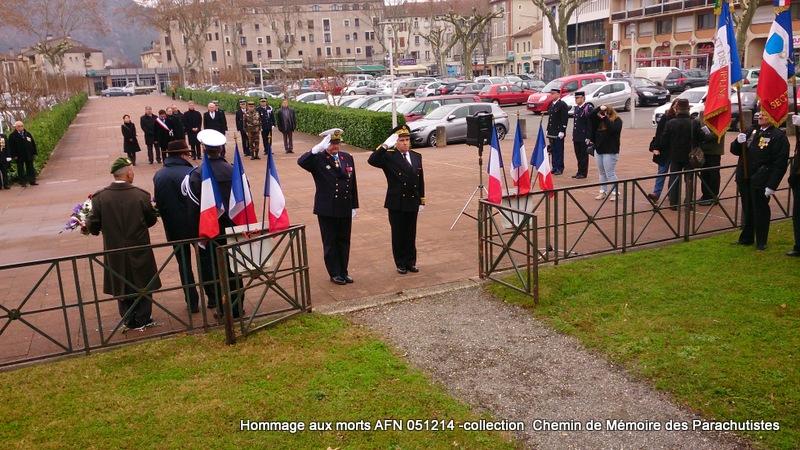 Les cérémonies du 5 décembre à PARIS, pour l'hommage aux morts de la guerre d'ALGERIE et des combats du MAROC et de TUNISIE 05-dsc10